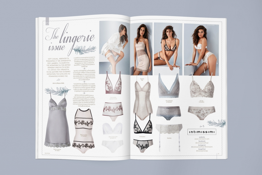 Intimissimi @ Yes I do 6